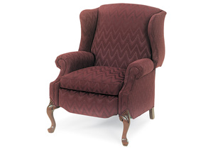 Thumbnail of Hancock and Moore - Alexander Wing Chair Power Recliner