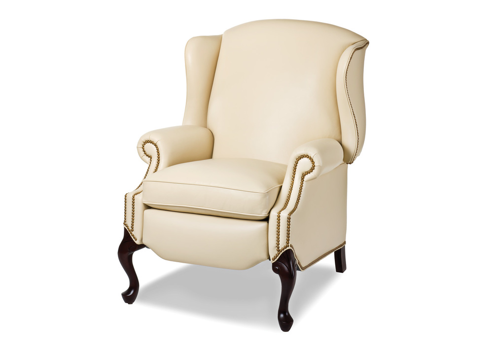 Hancock and Moore - Alexander Wing Chair Recliner
