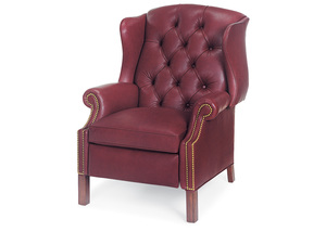 Thumbnail of Hancock and Moore - Browning Wing Chair Power Recliner