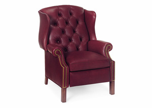 Thumbnail of Hancock and Moore - Browning Wing Chair Recliner