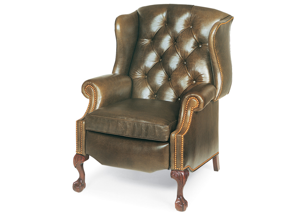 Hancock and Moore - Sterling Wing Chair Power Recliner
