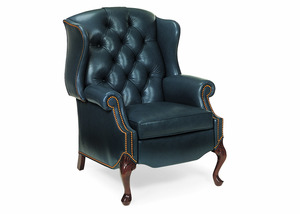 Thumbnail of Hancock and Moore - Alexander Wing Chair Recliner