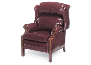 Thumbnail of Hancock and Moore - Woodbridge Wing Chair Power Recliner