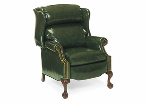 Thumbnail of Hancock and Moore - Addison Back Ball & Claw Recliner