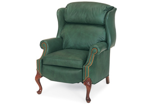 Thumbnail of Hancock and Moore - Haworth Wing Chair Power Recliner