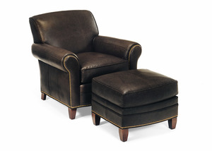 Thumbnail of HANCOCK & MOORE - Meadows Chair and Ottoman