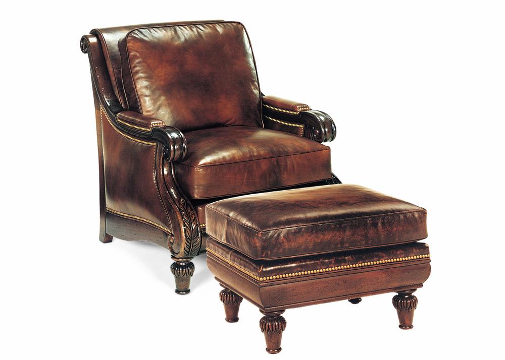 HANCOCK & MOORE - Somerset Chair and Ottoman
