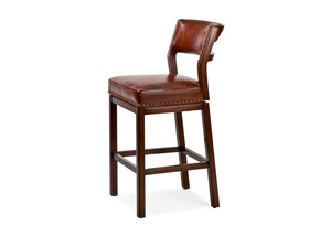 Thumbnail of Hancock and Moore - Steele Farm Swivel Bar Stool
