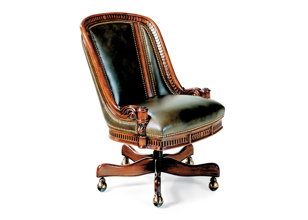 Hancock and Moore - Appointment Swivel Tilt Chair