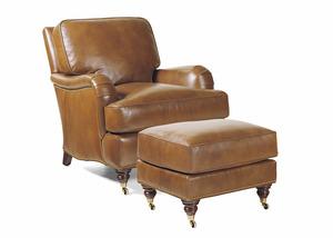 Thumbnail of Hancock and Moore - Bradley Chair and Ottoman