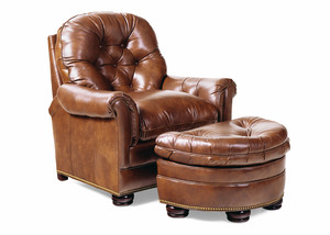 Thumbnail of HANCOCK & MOORE - Cooper Tilt Back Chair and Ottoman