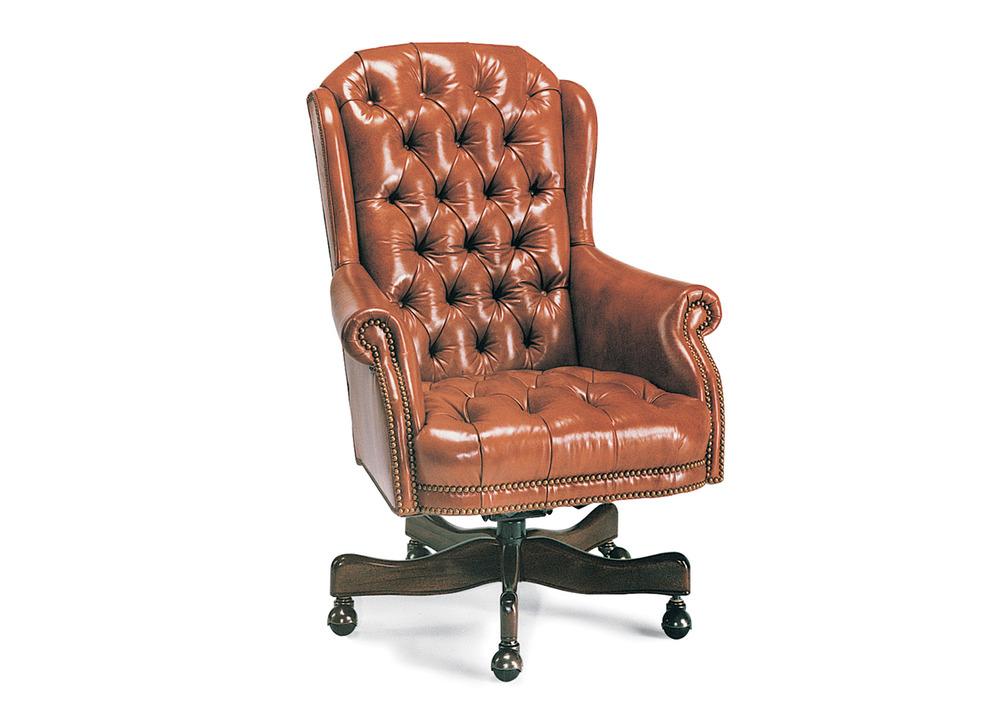 Hancock and Moore - Director's Swivel Tilt Chair