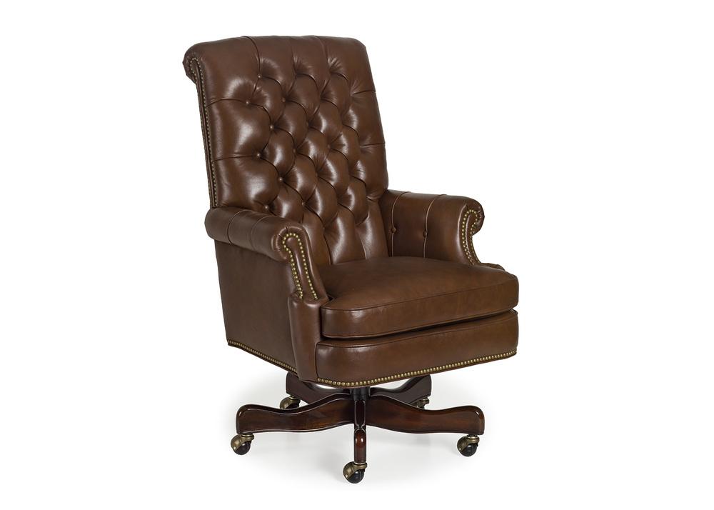 Hancock and Moore - Senator's Swivel Tilt Chair