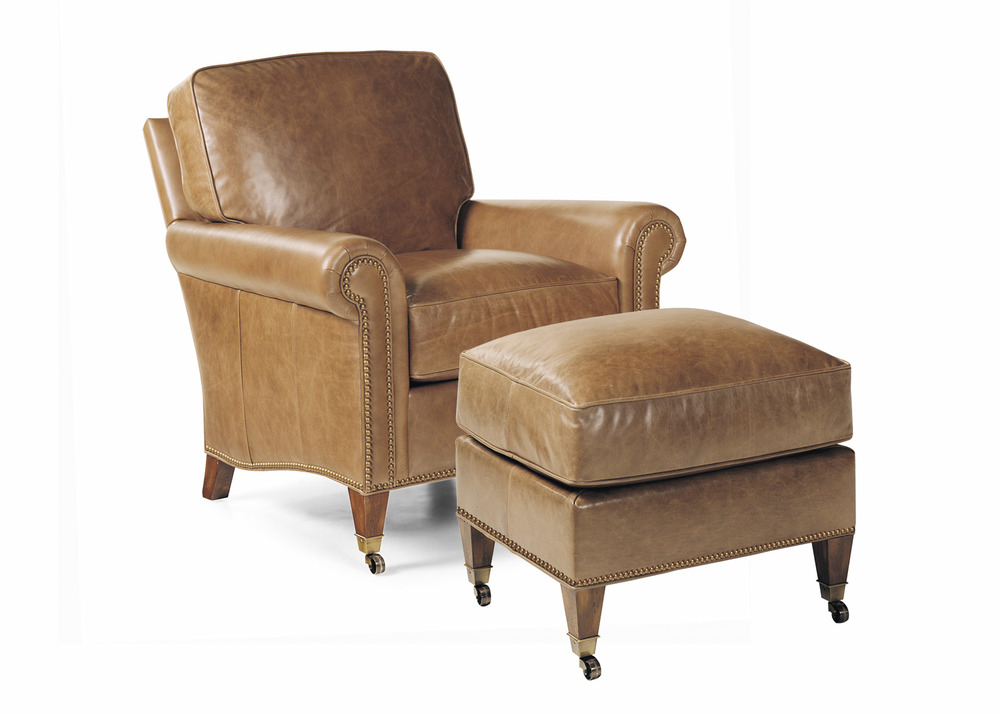 HANCOCK & MOORE - Reserve Chair and Ottoman