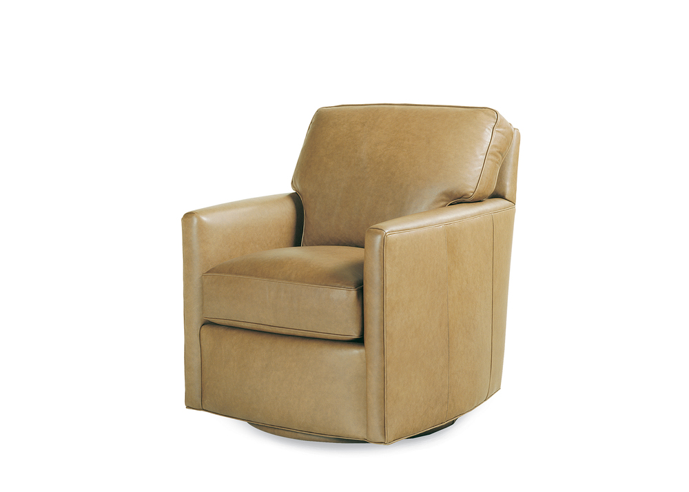 Hancock and Moore - Delany Swivel Chair