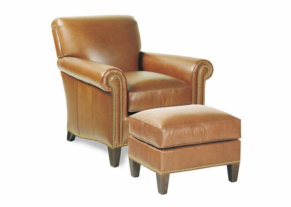 Hancock and Moore - Studio Chair and Ottoman