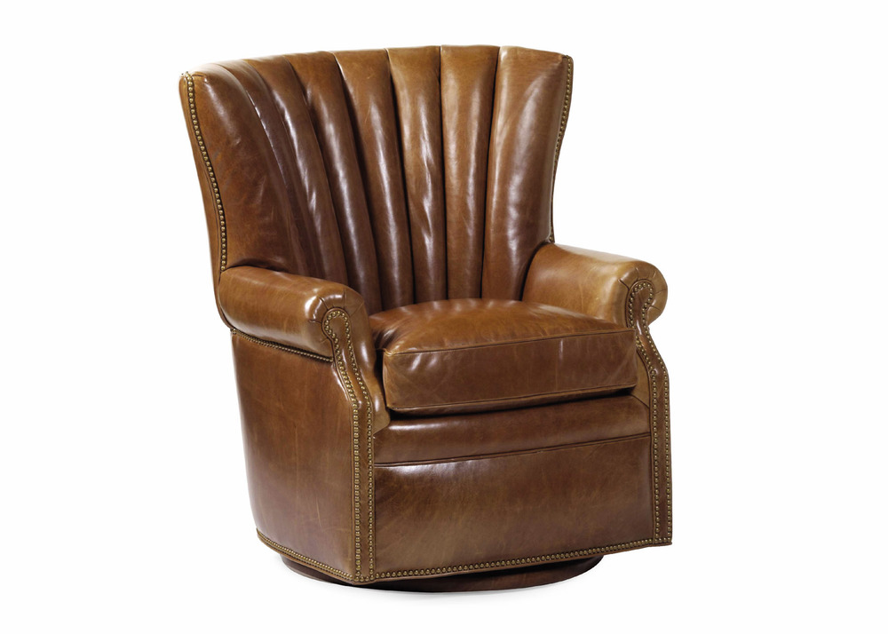 Hancock and Moore - Daly Swivel Chair