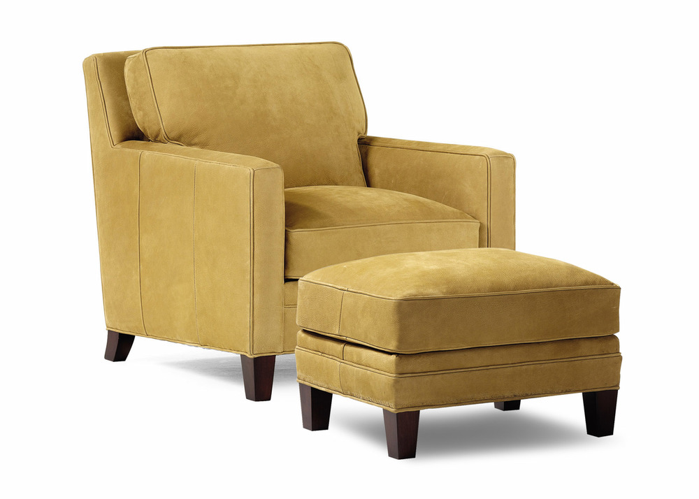Hancock and Moore - Lena Chair and Ottoman