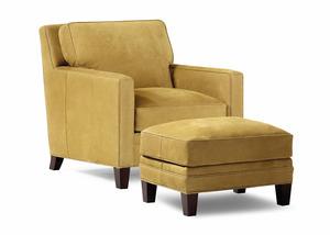 Thumbnail of Hancock and Moore - Lena Chair and Ottoman