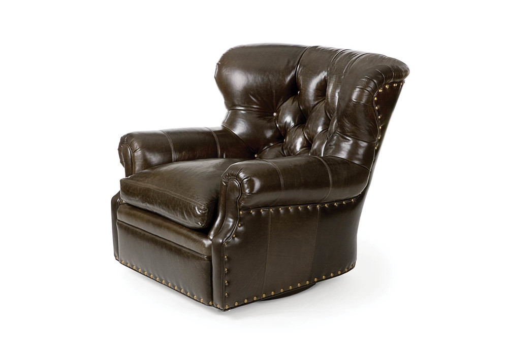 Hancock and Moore - Author Swivel Chair