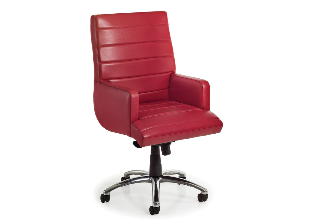 Hancock and Moore - Prominent High Back Chair
