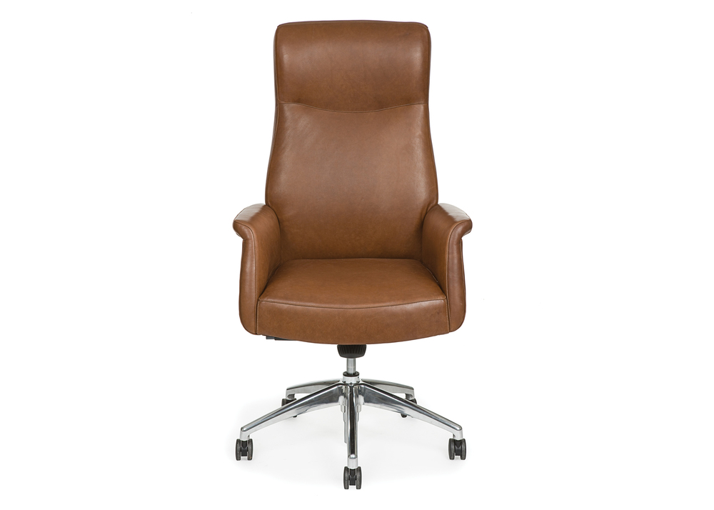 Hancock and Moore - Aston High Back Swivel Tilt Chair