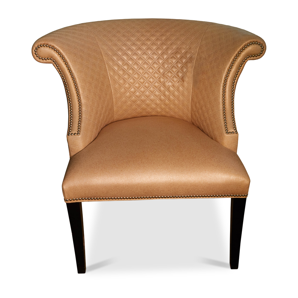 Hancock and Moore - Kyra Quilted Back Chair