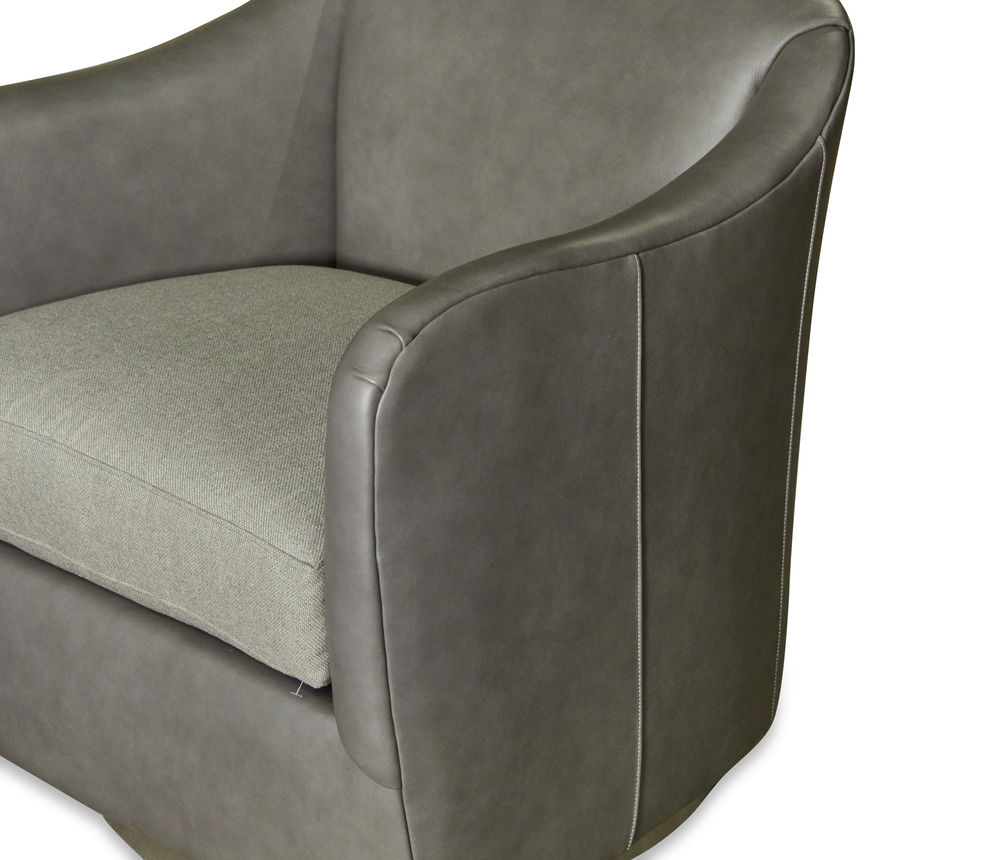 Hancock and Moore - Tremont Swivel Chair