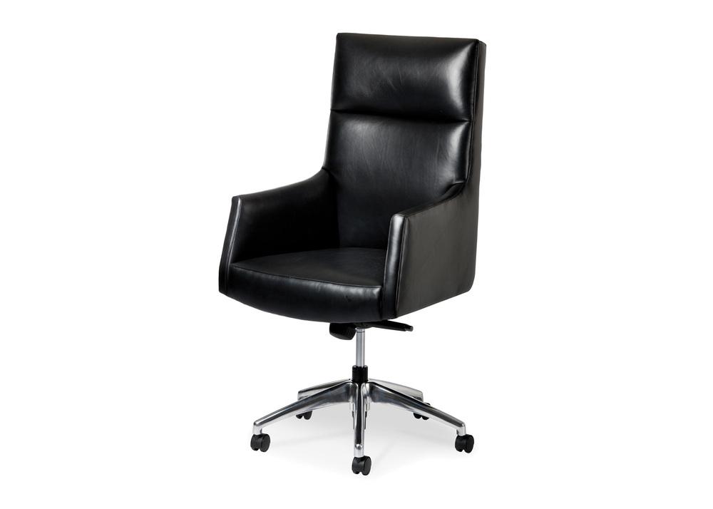 Hancock and Moore - Forum High Back Swivel Tilt Chair