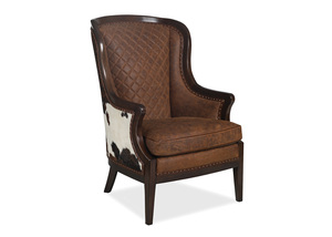 Thumbnail of Hancock and Moore - Neko Quilted Chair