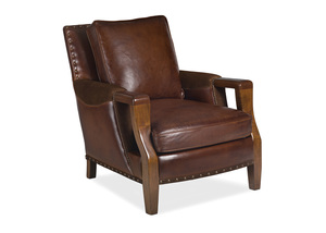 Thumbnail of Hancock and Moore - Kneemore Chair with Top Arm Panels
