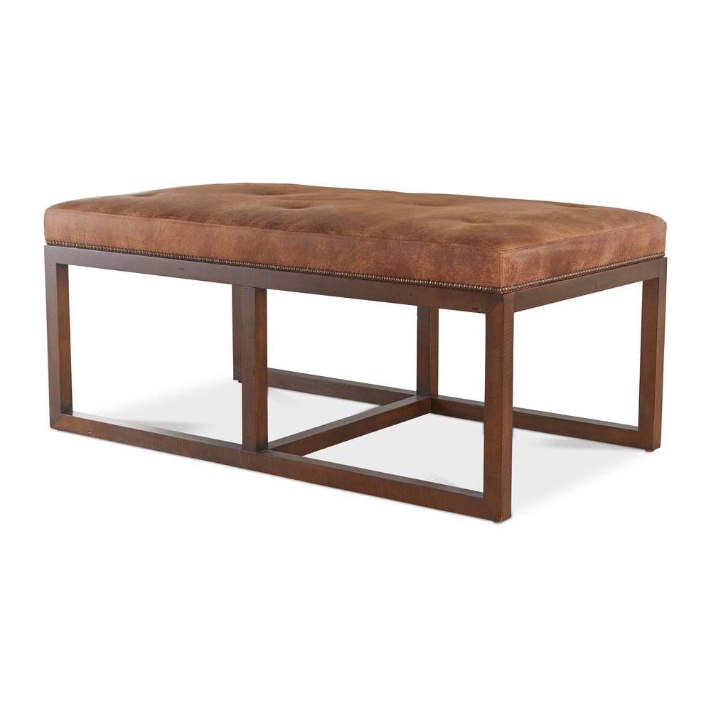 Hancock and Moore - Cole Cocktail Ottoman