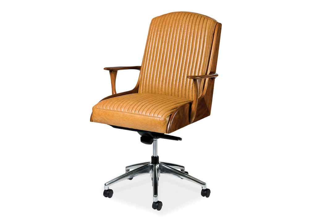 Hancock and Moore - Sebring Swivel Tilt Chair