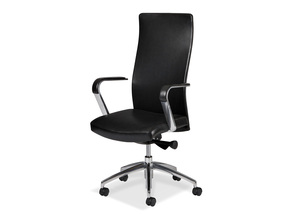 Thumbnail of Hancock and Moore - Sleek High Back Swivel Tilt Chair