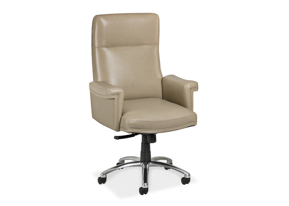Hancock and Moore - Lee Swivel Tilt Chair with Pneumatic Lift