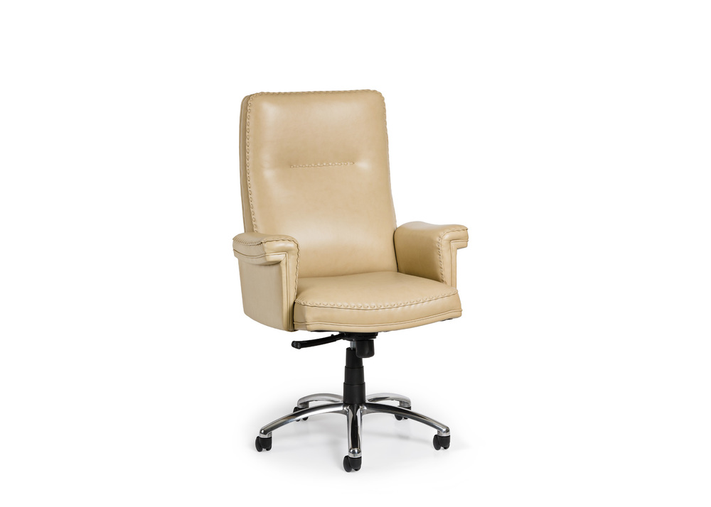 Hancock and Moore - Garrett Swivel Tilt Chair with Pneumatic Lift