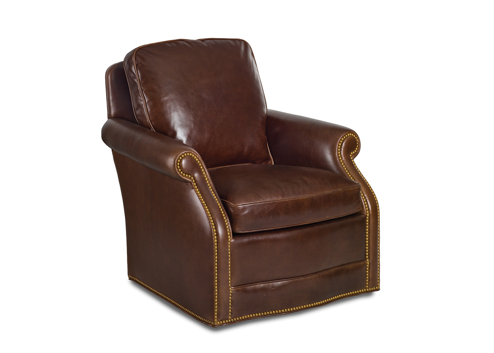 Hancock and Moore - Marin Swivel Chair