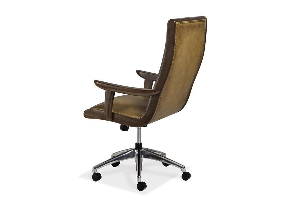 Hancock and Moore - Yachtsman Swivel Tilt Chair