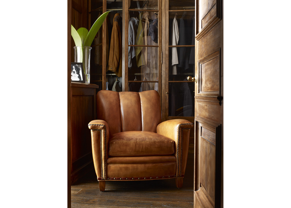 Hancock and Moore - Tulip Club Chair