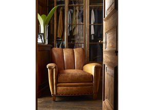 Thumbnail of Hancock and Moore - Tulip Club Chair