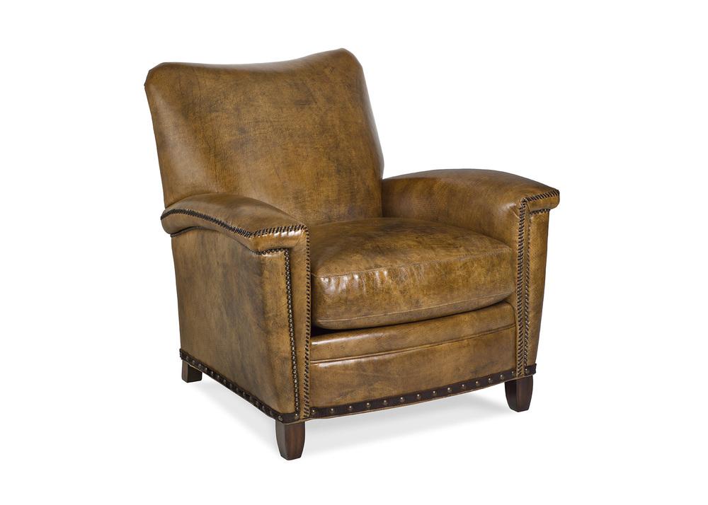 Hancock and Moore - Tulip Plain Back Club Chair
