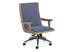 Thumbnail of Hancock and Moore - Yachtsman Low Back St Pneumatic Lift Chair