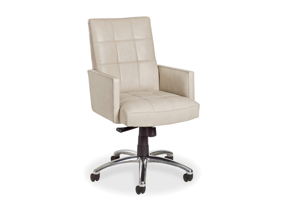 Hancock and Moore - Logic Swivel Tilt Chair with Pneumatic Lift