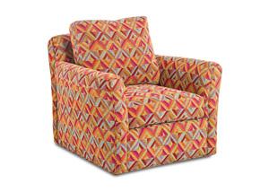 Thumbnail of Hancock and Moore - Dana Swivel Chair