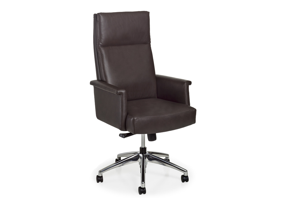 Hancock and Moore - Mentor Swivel Tilt Chair with Pneumatic Lift