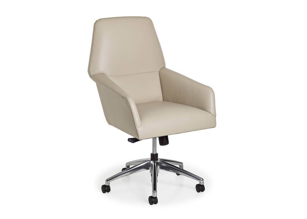 Hancock and Moore - Liv Swivel Tilt Chair with Pneumatic Lift