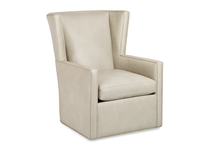 Thumbnail of Hancock and Moore - Homer Swivel Chair