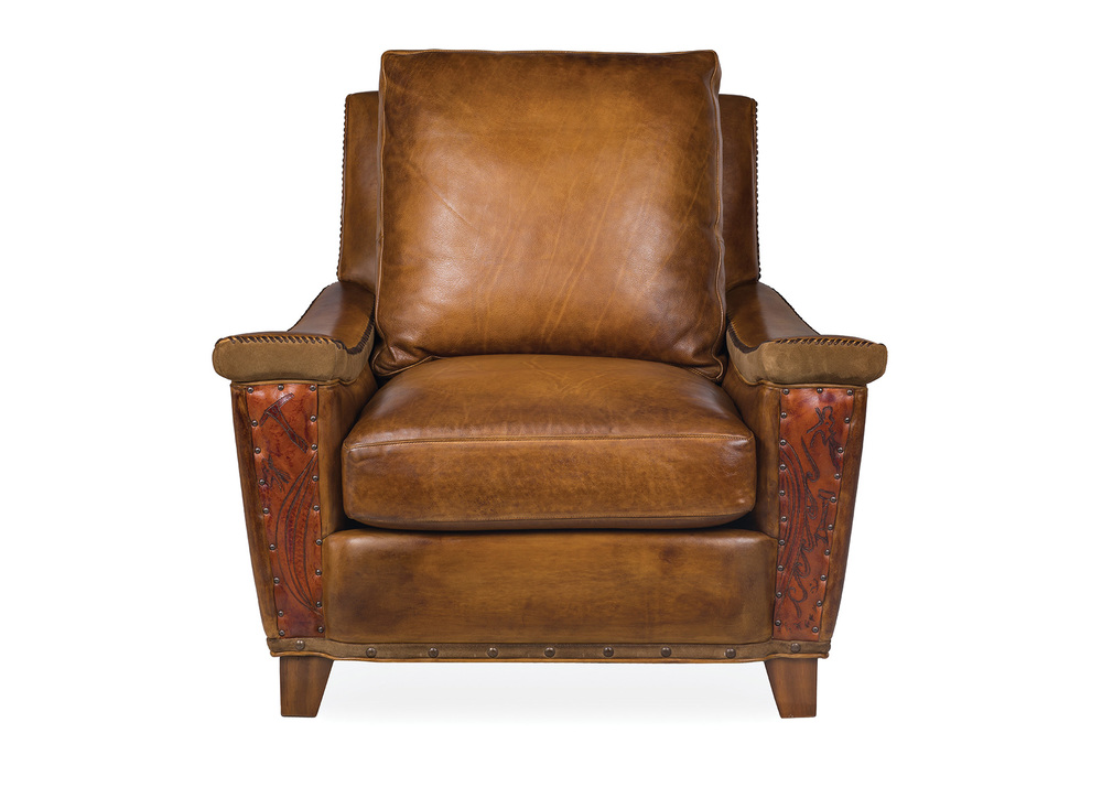 Hancock and Moore - Nordic Chair with Viking Panels