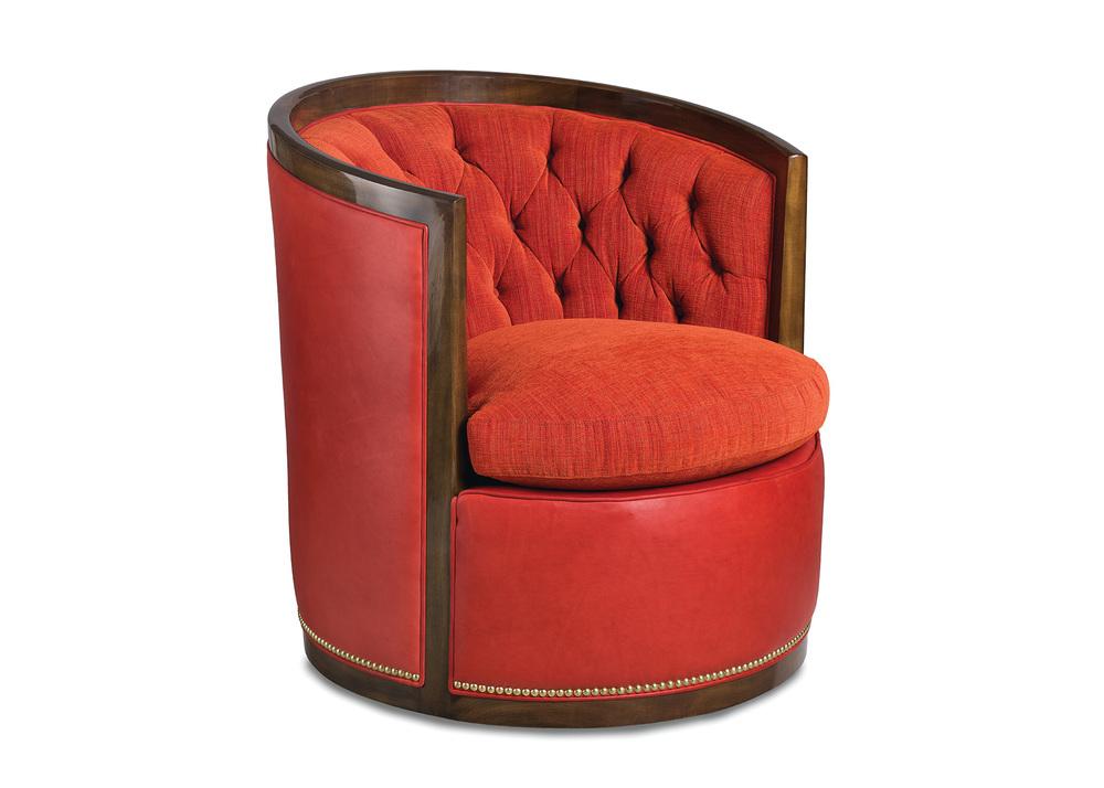 Hancock and Moore - Swoon Memory Swivel Chair