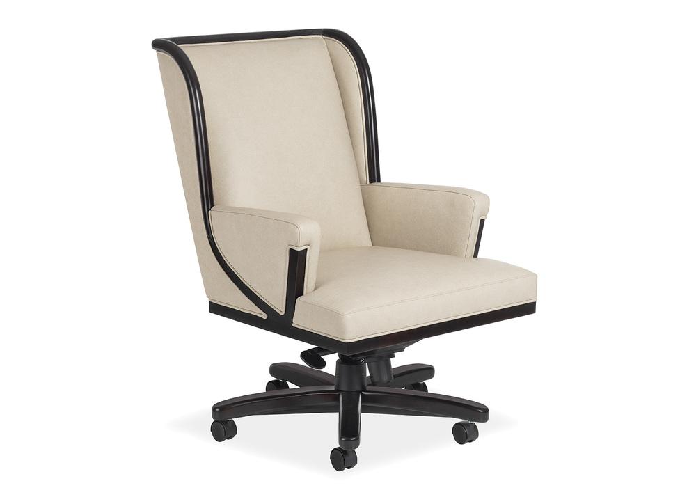 Hancock and Moore - Lyon Swivel Tilt Chair